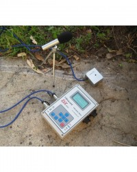 PORTABLE VIBRATION METER  | BLASTING MONITOR DX7 SERIES