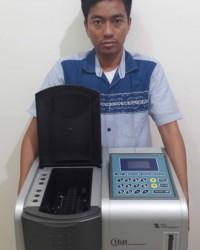 UV-VIS SPECTROPHOTOMETER T60USW - T60-1651E