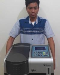 UV-VIS SPECTROPHOTOMETER T60V - T60-1611E
