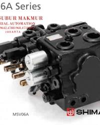 SHIMADZU CONTROL VALVE MSV06A Series