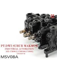 SHIMADZU Control Valves MSV08 Series