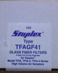 TFAGF41  GLASS FILTER FIBRE STAPLEX