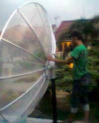 Toko Pasang antena tv bsd - toko jasa antena tv