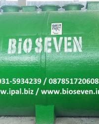 Septic Tank Bio IPAL Klinis mutu Tinggi, Hemat, Anti Sumbat & Anti Bau