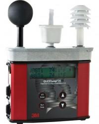 3M™ QUESTemp™ 36 Heat Stress Monitor Data logging Kit QT36   3M Quest QUESTemp QT36 Heat Stress Moni