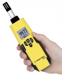 Portable Thermohygrometer BC-21 Trotec | Kit Kesehatan Lingkungan