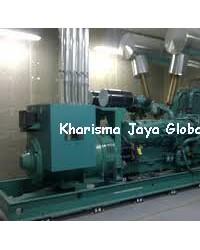 Jual Silencer Genset - Kharisma Jaya Globalindo