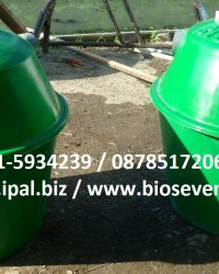 Bio Septic Tank Berkualitas, Harga 1 Jutaan, Ready Stock