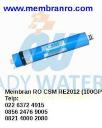 Jual Membran ro CSM RE 2012 ADY WATER - 0821 4000 2080
