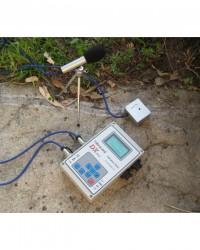 Portable Blasting Monitor 7DX-Series Produk : Vibracord - Spanyol, Alat ukur Getaran Ledakan