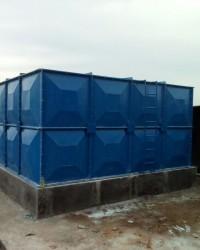 Jual Tangki Panel Roof Tank Tangki Air Frp.