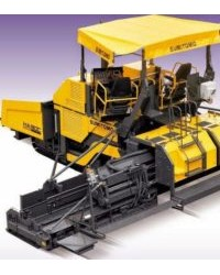 Jasa Import Alat Berat Asphalt finisher