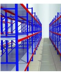 Jasa Import Racking For Warehouse Besi/ Baja