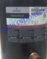 Compressor Copeland Scroll ZR19KC-TFD-522