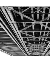 jasa import besi/baja jenis kerangka jembatan