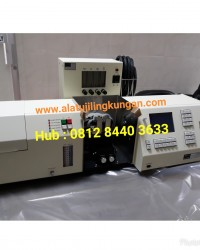AAS - ATOMIC ABSORPTION SPECTROPHOTOMETER