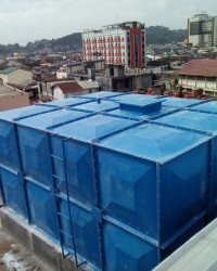 Jual Panel Roof Tank FRP Fiberglass Murah Promo Discount Murah.