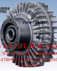 MITSUBISHI CLUTCH AND BRAKE ZA-1.2A1