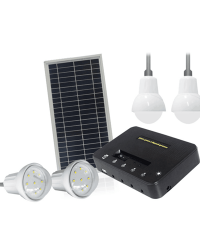 Solar Home Kit SHS-8WP