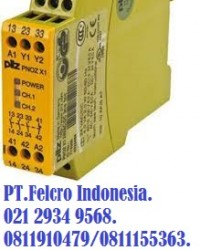 Pilz GmbH & Co. KG|Distributor|PT.Felcro Indonesia|02129349568|0818790679|sales@felcro.co.id