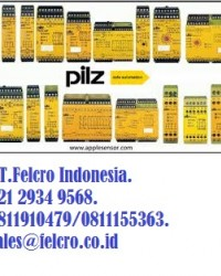 Pilz INT|PT.Felcro Indonesia|02129349568