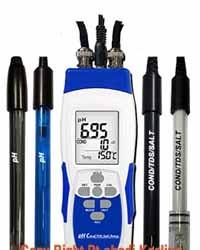 MULTI PARAMETER pH/CONDUCTIVITY/TDS/SALINITY, 98721