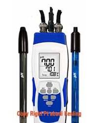 pH METER, 98720