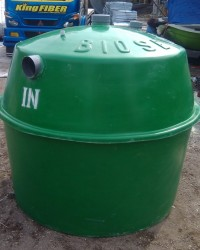 Septictank Bio Dilengkapi Disinfection System