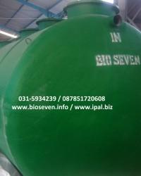Tangki STP Biofilter Paling Ramah Lingkungan & Murah