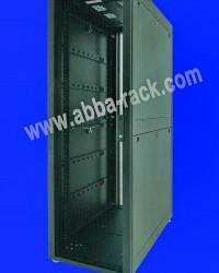"Perforated Door, 24"" Closed Rack"