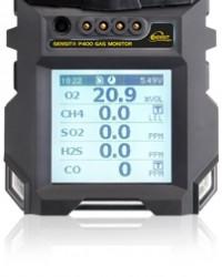 Portable Multigas Detector P400 Sensit Technologies