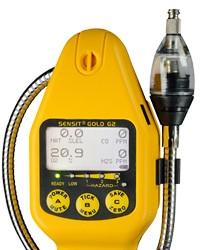 Portable Multigas Detector Gold-G2 | Sensit Technologies