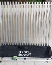 FLY SWEEP NET (FLY GRILL), Fly-01