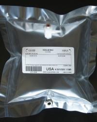 GAS SAMPLING BAG, TEDLAR BAG 100 Liter || GAS SAMPLING BAG 100 Liter, TEDLAR BAG
