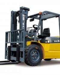 Harga Jual Forklift Diesel CHL | Forklift Solar CHL 5 Ton Murah Engine ISUZU 6BG1 Baru Hub HKA