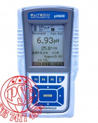 CyberScan pH 600 Eutech Instruments