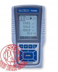 CyberScan PCD 650 Multiparameter Eutech Instruments