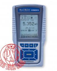 CyberScan COND 610 Eutech Instruments