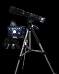 Ringgelman Smoke Opacity Mater Telescope 1