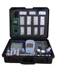 SANITARIAN KIT MOBILE PORTABLE WATER TEST KIT FOR PUSKESMAS