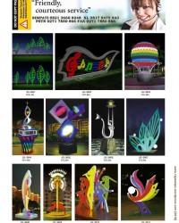 Lampu Hias Taman Proyek DISPERKIM RLL5