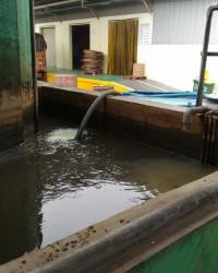 Jasa pembuangan limbah industri