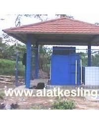 Alat IPAL | Alat Instalasi Pengolahan Air Limbah IAS-45