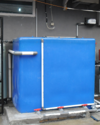 Alat Instalasi Pengolahan Air Limbah IPAL | IAS-25