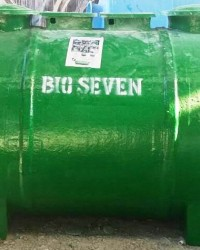 IPAL Semi Komersial Biofilter Tank Septictank Bio