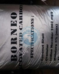 Karbon Aktif Borneo