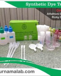 Synthetic Dye Test Kit