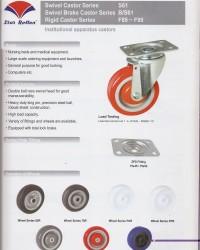 Castor Wheel Murah / Roda Trolley Murah