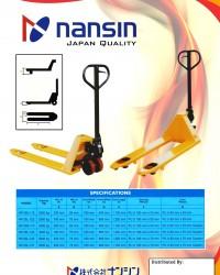 Hand Lift Pallet / Hand Pallet /Hand Pal