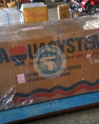 Pressure Tank Aquasystem 500 Liter